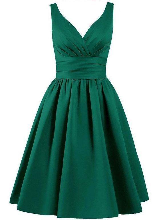 green homecoming dress,short prom dresses 2018,ball gown dress,sexy homecoming dress ,Meet Dresses