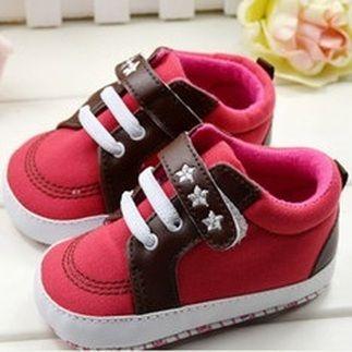 Little Fire Cracker Baby Shoes
