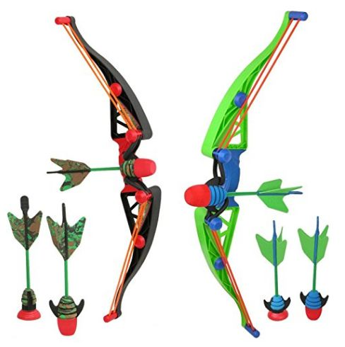 Z-CURVE BOW & ARROW SET ~ Perfect for indoor or outdoor fun!
