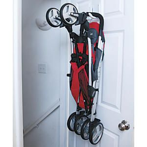 Superb StrollAway Stroller Storage Hook: Pressed For Storage Space? Small  Apartment? Get That Stroller