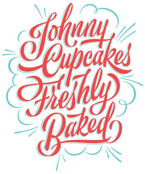 lots pf great hand lettering examples