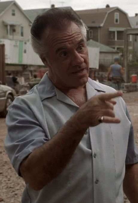 The Sopranos, Unidentified Black Males   Episode aired 2 May 2004 Season 5 | Episode  9, Tony Sirico		 Paulie 'Walnuts' Gualtieri