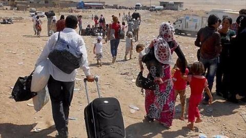 Más del 70% de refugiados sirios en Líbano viven por debajo de la línea de la pobreza