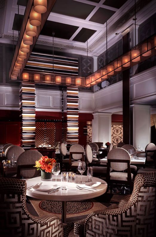fireside, a restaurant at the omni berkshire place in nyc