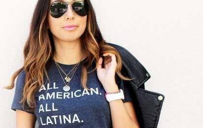 Moda ética en defensa de los inmigrantes [FOTOS] - Moda y ética se dan la mano para salir en defensa de los inmigrantes.