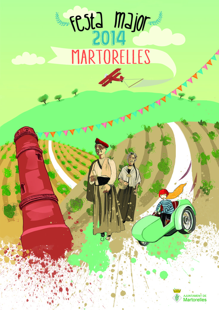 cartell festa major martorelles