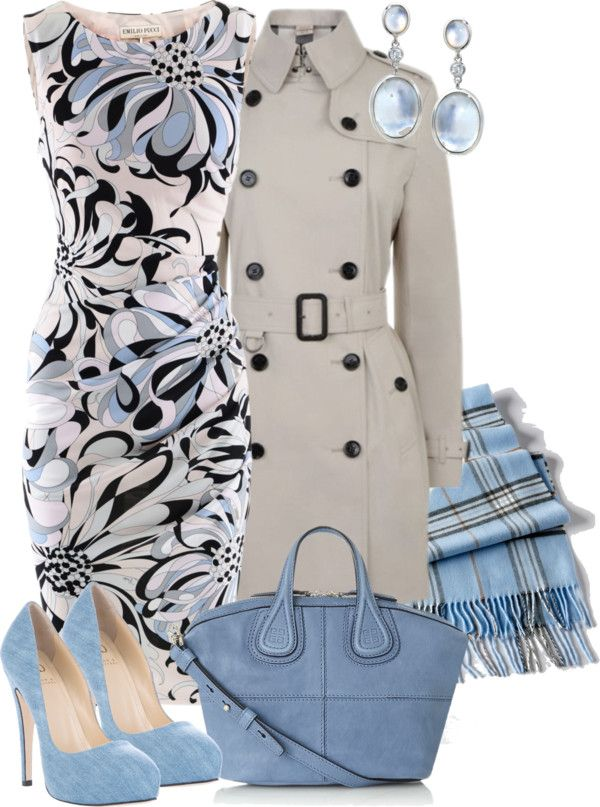 """floral dress"" by sagramora on Polyvore"
