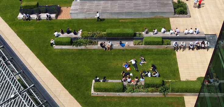 17 best images about roof terraces on pinterest gardens for Townshend landscape architects