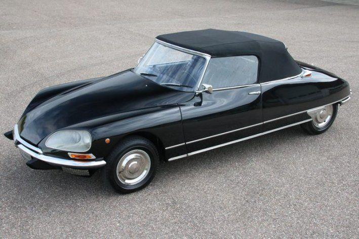 1974 Citroen, DS 23  89950.00 EUR  Er zijn auto's en er is kunst op wielen. Terwijl de DS al door velen, inclusief vooraanstaande auto-ontwerpers, werd verkozen tot 'de mooiste auto ter wereld is een DS Décapotable de overtreffende trap daarvan. Wat een gracieuze schoonheid. Helaas werd de open versie van de DS nimmer door Citroën zelf in productie genomen, er werden door de Franse carrosseriebouwer Chapron  ..  http://www.collectioncar.com/detailed.php?ad=62901&category_id=1