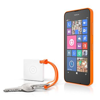 Nokia Treasure Tag Mini helps you keep precious things close.