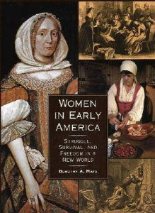 womens right in colonial america are suppressed The americas northeast america women in colonial brazil women's rights in modern brazil chile, argentina, paraguay.