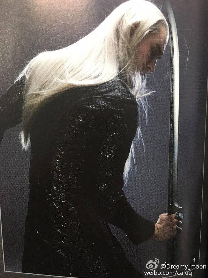 Thranduil the Swordsman                                                                                                                                                     More