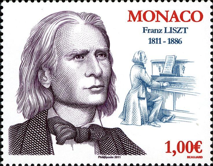 2011+Bicentenary+of+the+birth+of+Franz+Liszt+MONACO.jpg (1243×967)