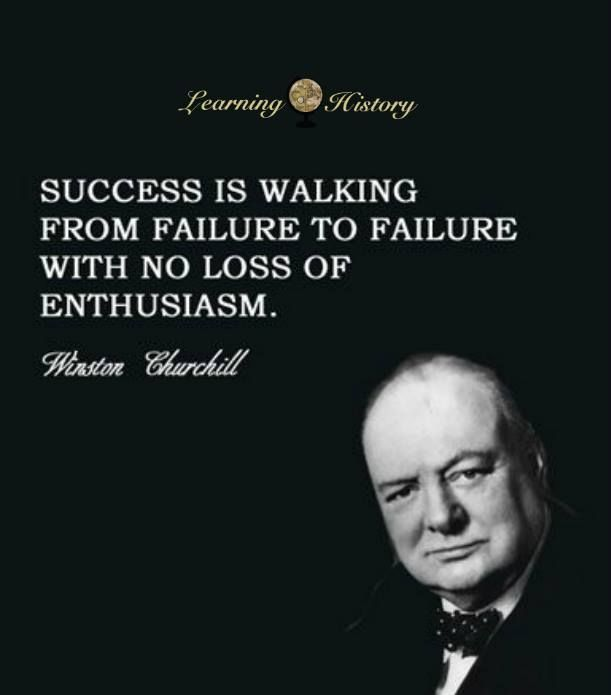 Inspirational Quotes About Failure: Best 25+ Churchill Quotes Ideas On Pinterest