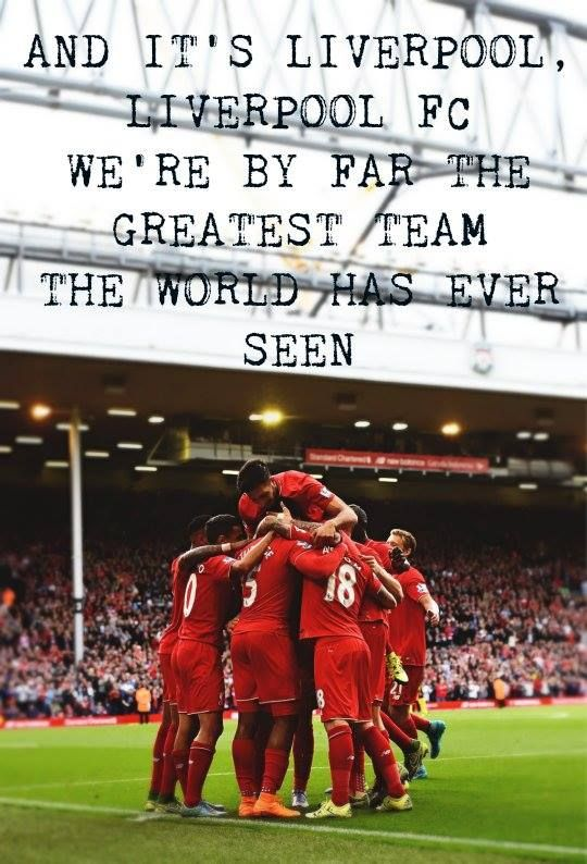 We are Liverpool