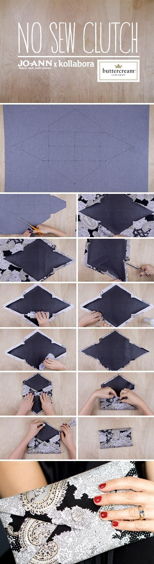 17 Best ideas about Diy Clutch on Pinterest | Diy purse, Diy bags ...