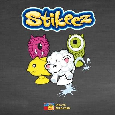 Domanda d'obbligo: era proprio necessario chiamarli così? #Stikeez #Billa