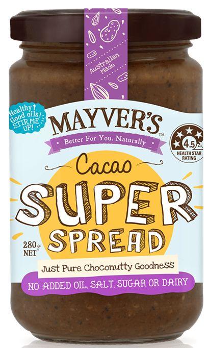 Super Spread Cacao