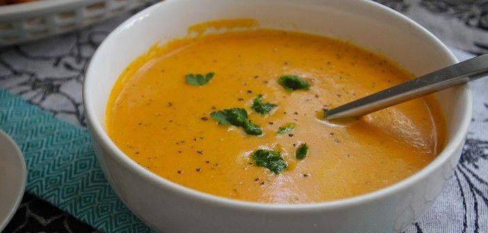 Mrkvová polévka, která si podmaní i ty největší skeptiky