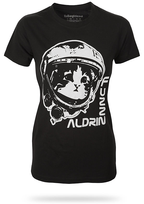 Fuzz Aldrin Ladies' Fit: Summer Fashion, Aldrin Ladies, Fit 14 99, Fit Spaces, Fit Alison, Fun Facts, Fit Tees, Fit T Shirts, Fit Tshirt
