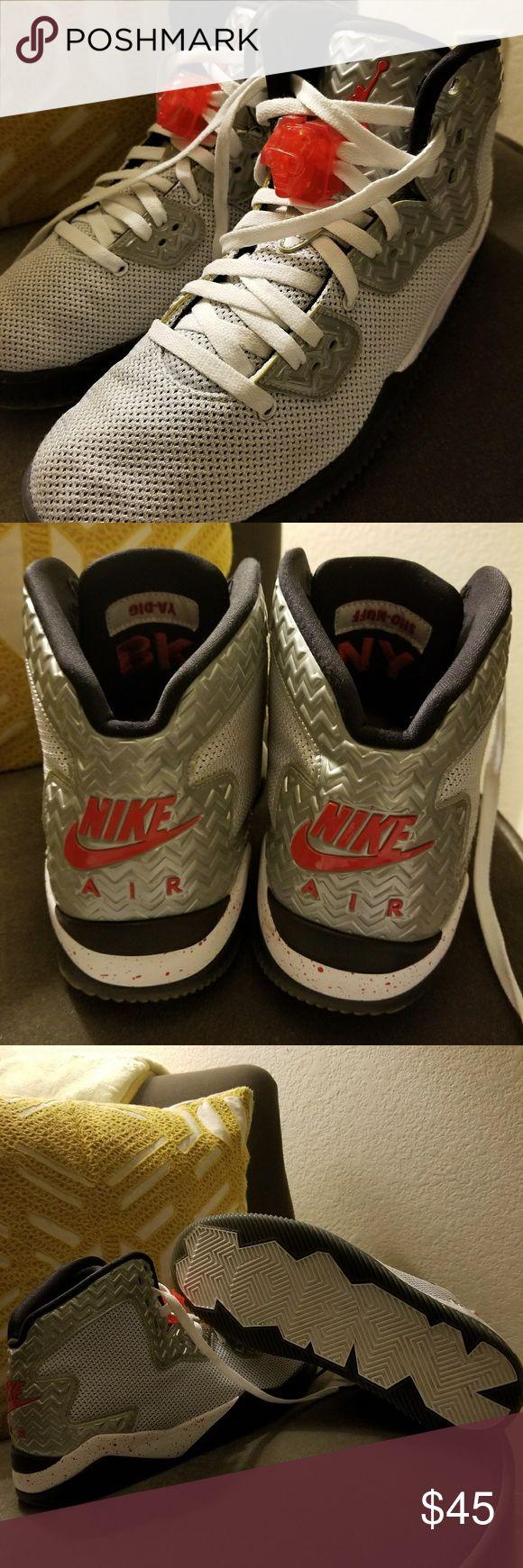 Air Jordan Spike 40 Unique Jordans ..real good condition.. Air Jordan Shoes Athletic Shoes