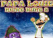Papa Louie Night Hunt 2