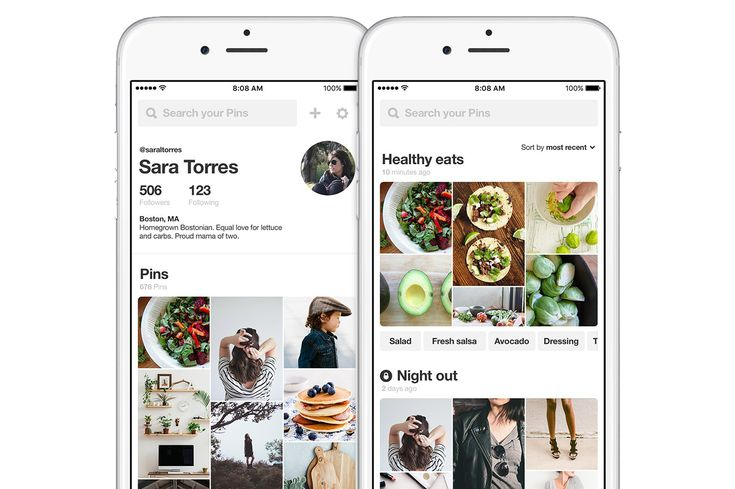 The interior design industry shouldn't live without Pinterest.