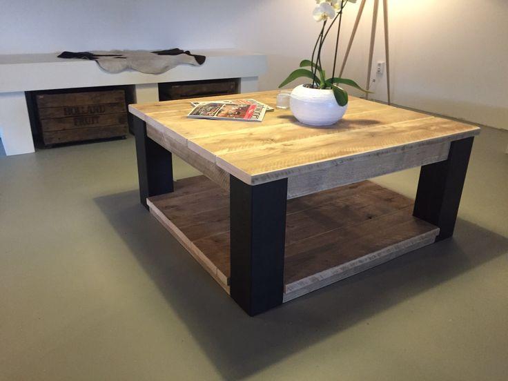 59 best Tables en ancien bois d échafaudage images on Pinterest