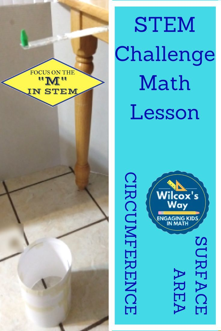 Circumference And Surface Area Of Cylinders Are Important To Completing This Stem Challenge Math Stem Activities Stem Activities Middle School Stem Challenges [ 1102 x 735 Pixel ]
