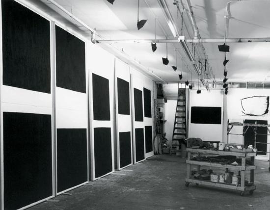 Richard Serra's work