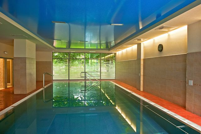 Spa Hotel Felicitas - Swimming Pool