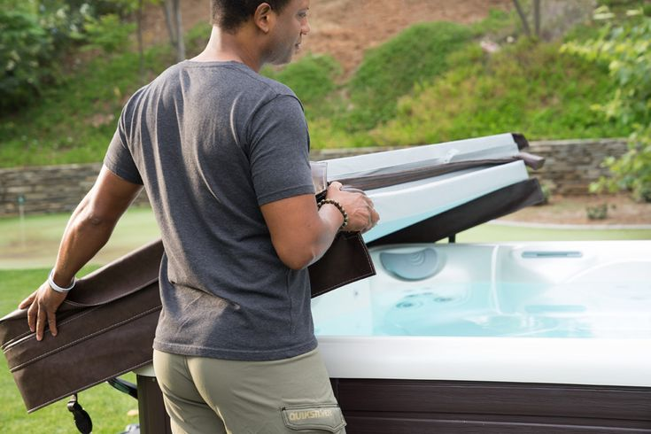 Are there different types of spa cover lifters?