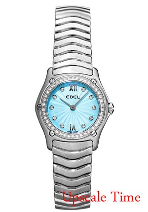 Ebel Classic Wave Ladies Watch 9157F14-24725