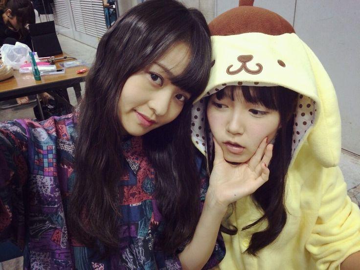 Himeka y Suzuka