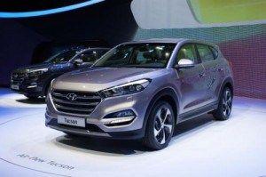 Introduce 2015 Hyundai Tucson at 2015 Geneva Motor Show