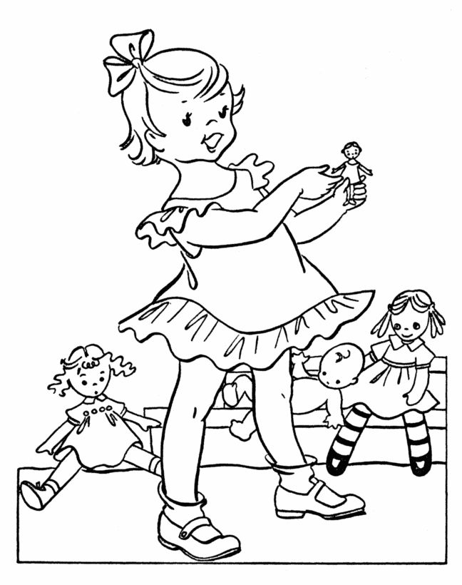 303 Best Images About Raggedy Ann Coloring Pages On Pinterest