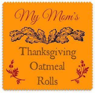Oatmeal Rolls