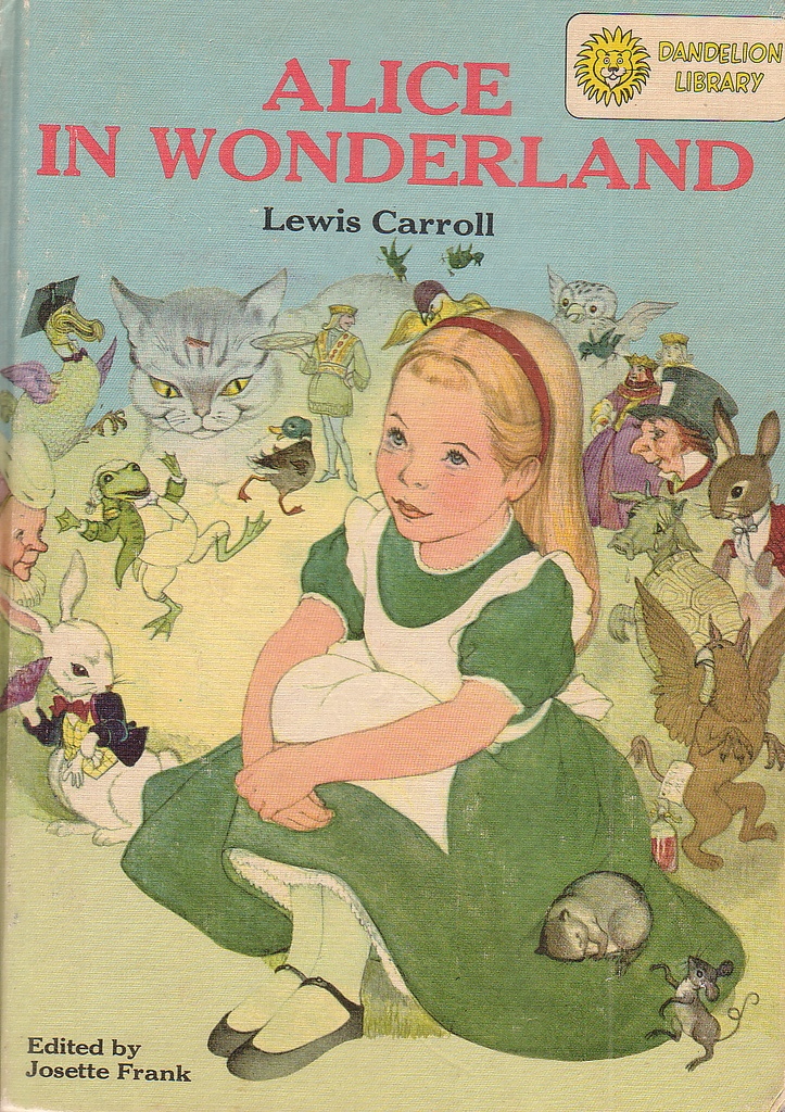 Alice In Wonderland 1955