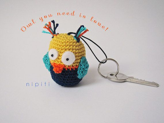 Amigurumi Sheep Keychain : 17 Best images about Accessories - keyrings, etc. on ...