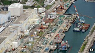 """Fukushima radioactive water leak an 'emergency'. Japan's nuclear watchdog has said the crippled Fukushima nuclear plant is facing a new """"emergency"""" caused by a build-up of radioactive groundwater."""