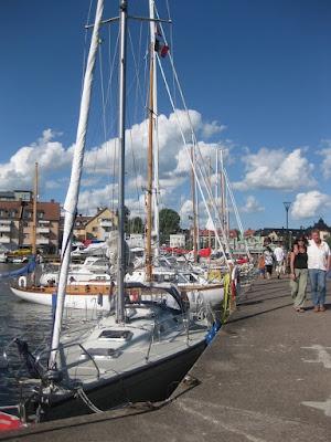 stockholm's archipelago - vaxholm