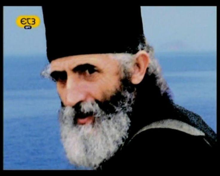 Elder Paisios - full speech (27 min.)