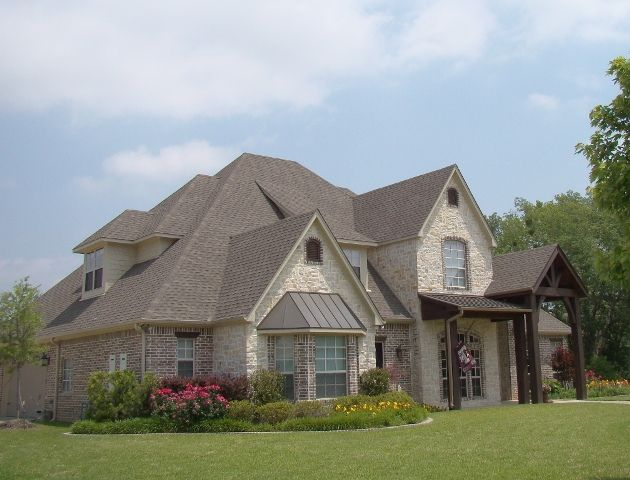 Texas Style Multi Story Home For A Large Family ... From Trent Williams