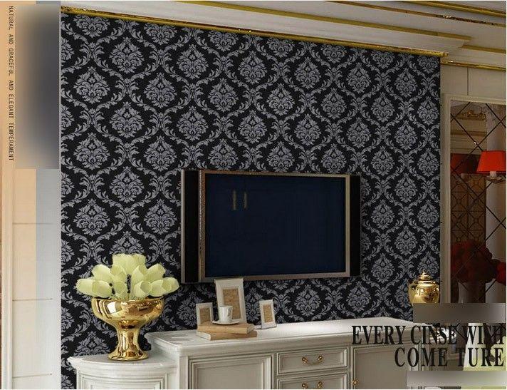 Compre prova d 39 gua papel de parede for Wallpaper sala de estar