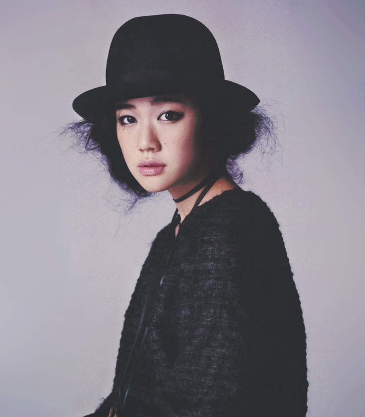 AOI YU. Love her since Honey and Clover >.