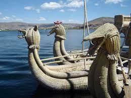 Resultado de imagen para Islas de los Uros en Lago Titicaca