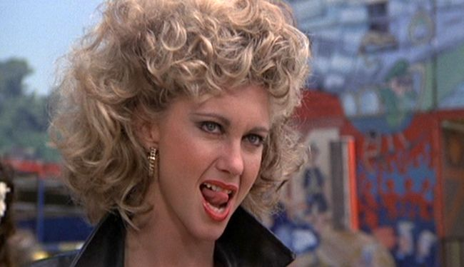 Makeovers in the Movies: Grease