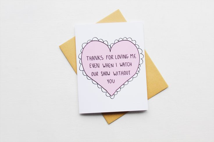 I'm sorry I watched our show without you - stranger things - westworlds - black mirror - the office - valentines day card - cute valentines day card - valentine - funny valentine