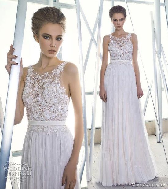 Martina Liana 2017 Wedding Dresses 428 White One Mira Zwillinger Couture Gowns New Style Dress