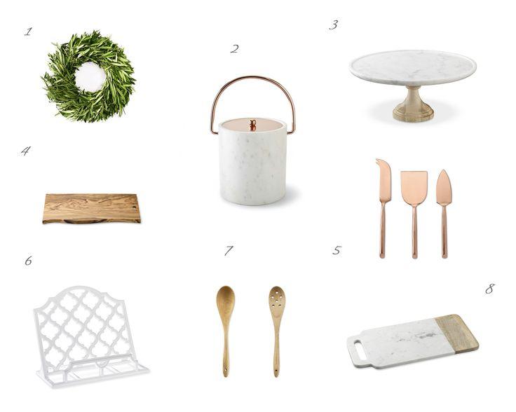 Items to Love: no. 1 | Edition no. 1: Home + Kitchen | Inspired by Williams Somona | via Taste Therapie